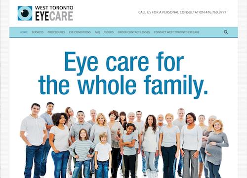 West Toronto Eyecare